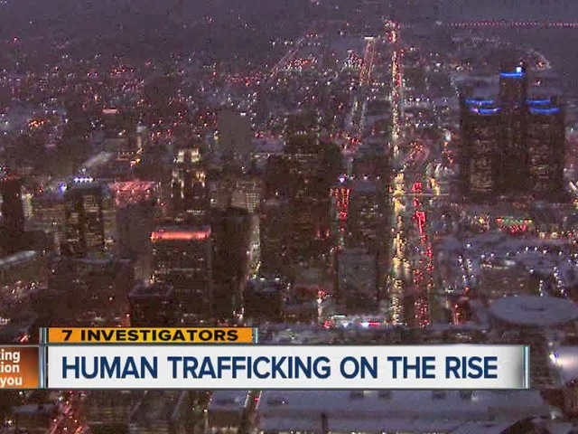 Human Trafficking on the rise